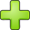 Grünes Plus