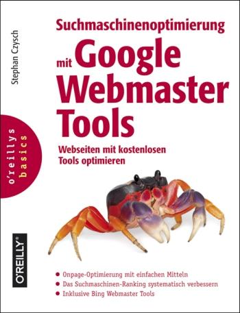 Buchcover Google Webmaster Tools