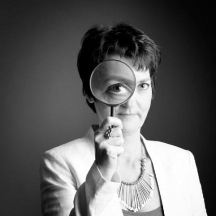 Potenzialdetektivin Heide Liebmann