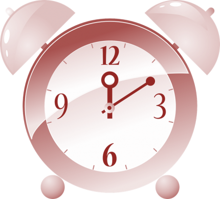 Uhr Rot