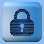 Der Knopf zum Schutz der Privatsphäre
