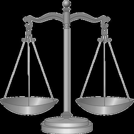 Die Gerechtigkeitswaage