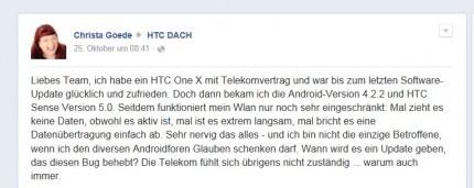 1. Posting HTC Dach