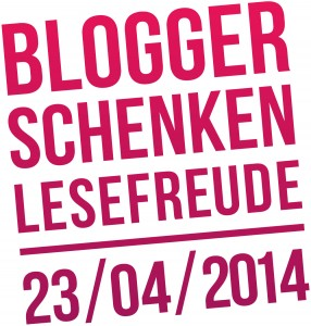 Logo - Blogger schenken Lesefreude 2014