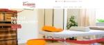 Screenshot Website Heidinger