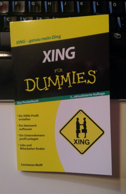 Cover XING für Dummies