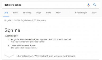 definiere-sonne-suchergebnis