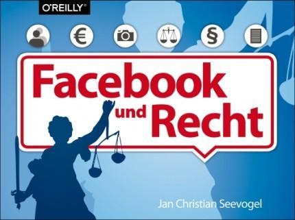 """Cover """"Facebook- und Recht"""""""