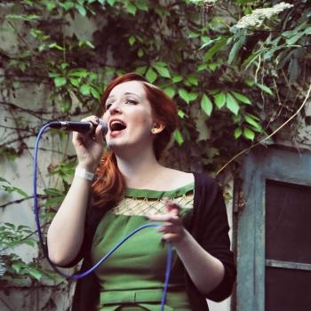 Marina singt Jazz
