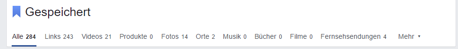 links-auf-facebook-organisieren