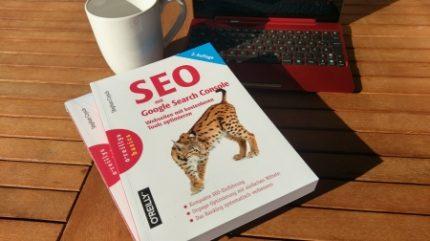 SEO mit der Google Search Console - die Gewinnbücher