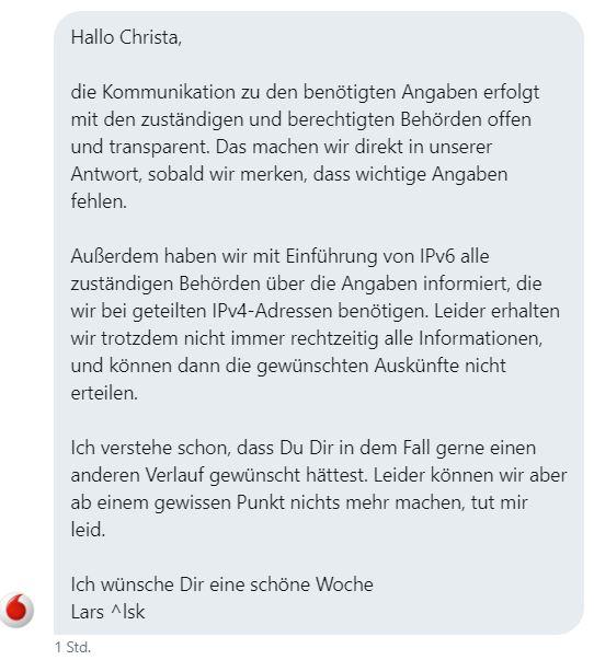 Twitter 7.8.17 - Vodafone