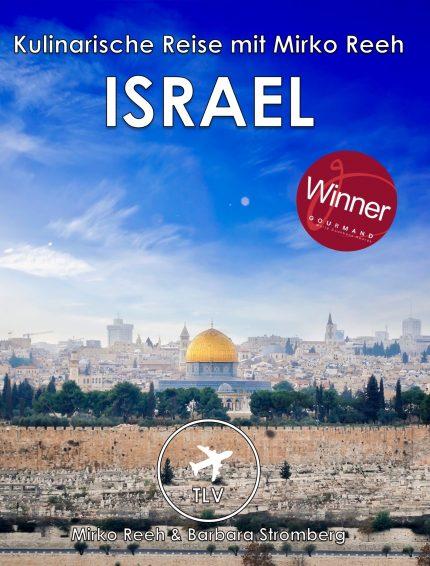Cover Kochbuch Israel