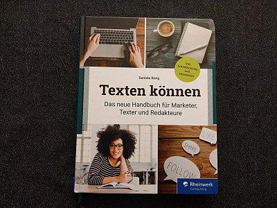 Texten können - Buch von Daniela Rorig