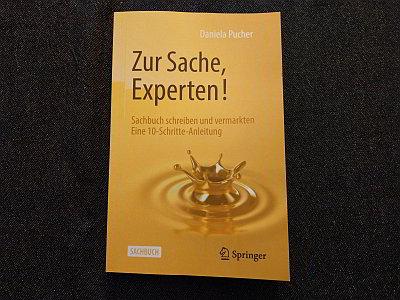 Zur Sache, Experten - Buch von Daniela Pucher